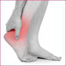 PRP treatments for Achilles tendinitis.